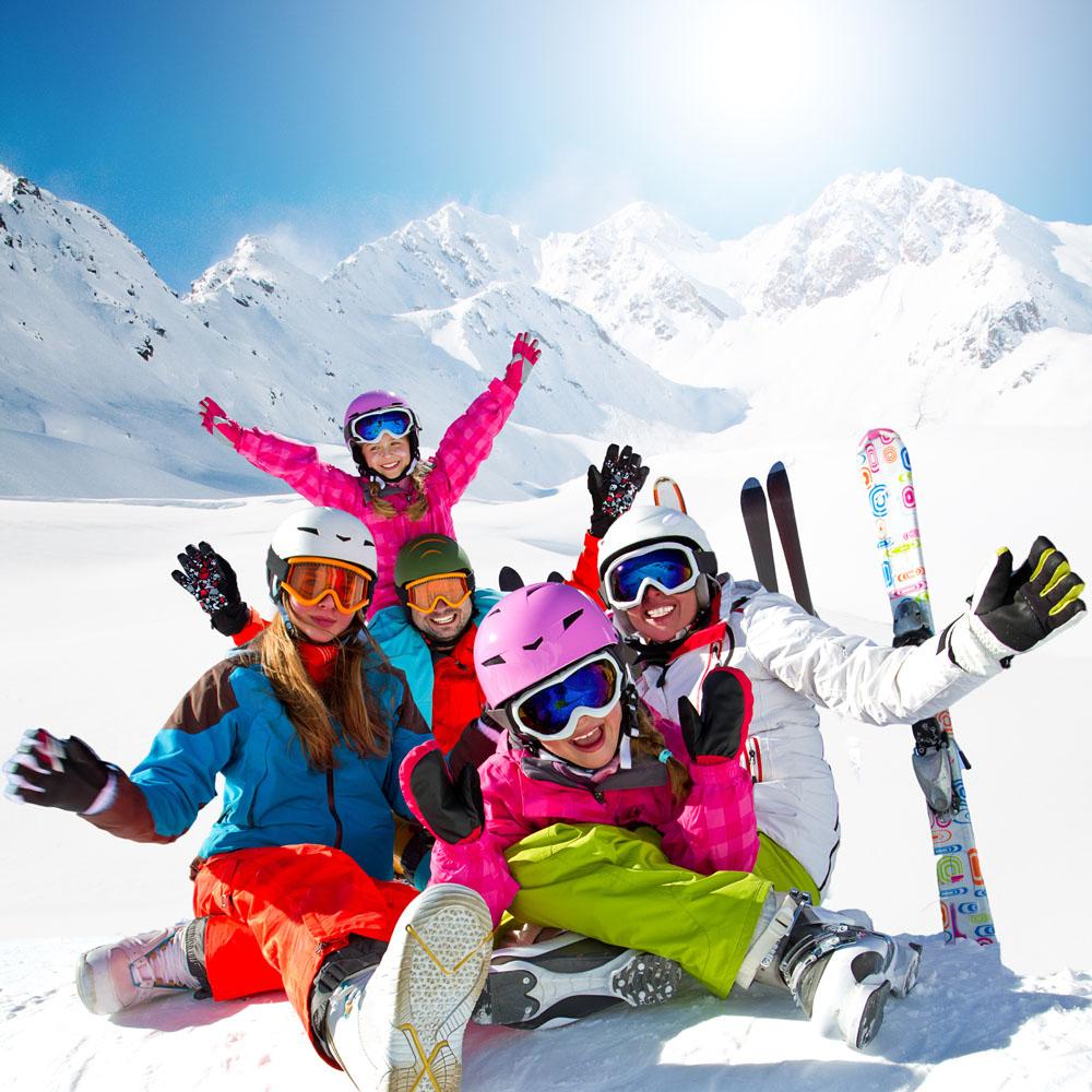 林山滑雪冬令营