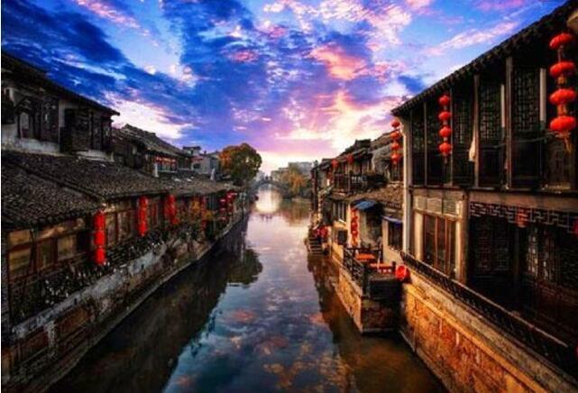 华东-西塘-乌镇