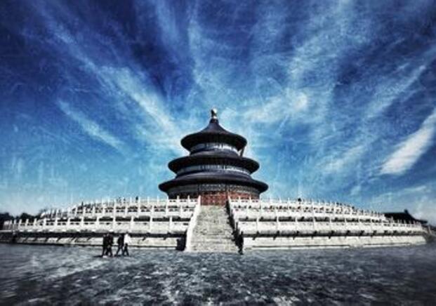 缤纷北京·双飞