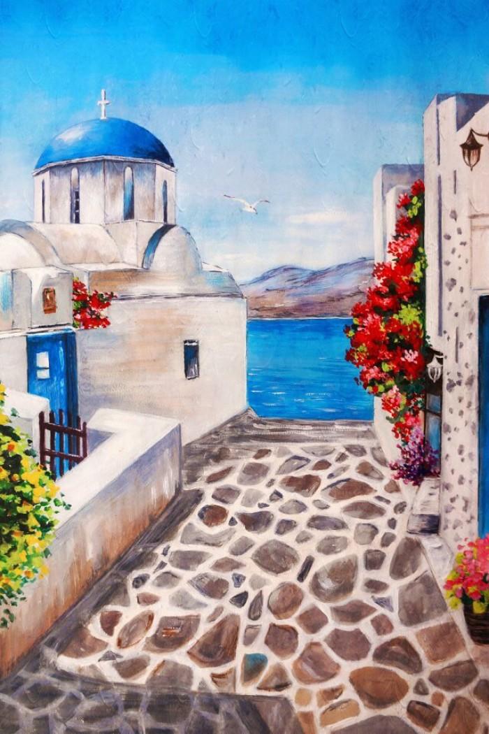 寰享希腊10天