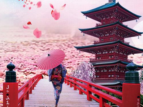 日本本州双飞六日游