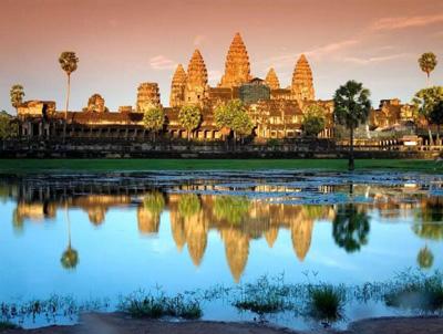 柬埔寨~高棉的微笑