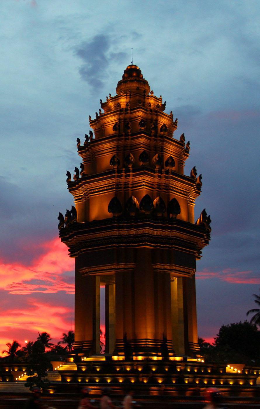 越柬连线8日游