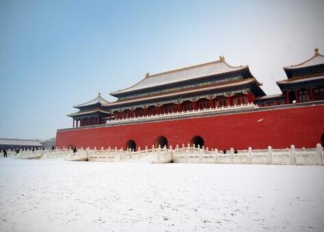 北京双动精华五日游
