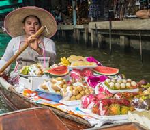 大爱泰国水上市场